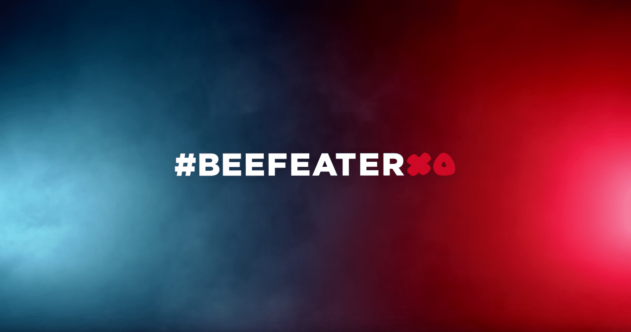 BeefeaterXo by David Muñoz